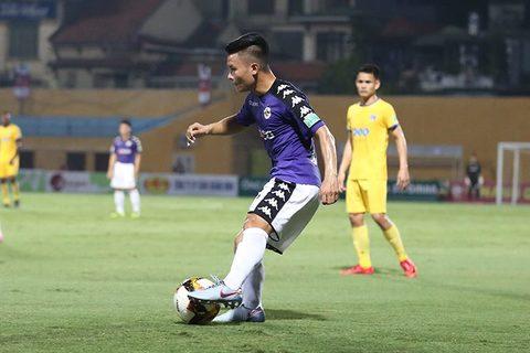 Hà Nội 1-1 Thanh Hóa: Quảng Hải khiến đội khách đốt đền