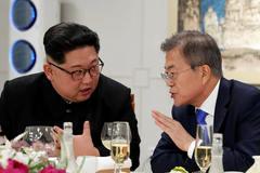 Lãnh đạo Hàn-Triều bất ngờ hội đàm lần hai