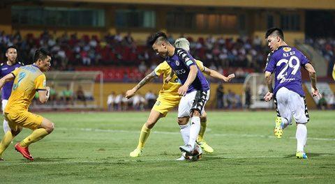 Hà Nội 4-3 Thanh Hóa: Thái Quý ghi bàn