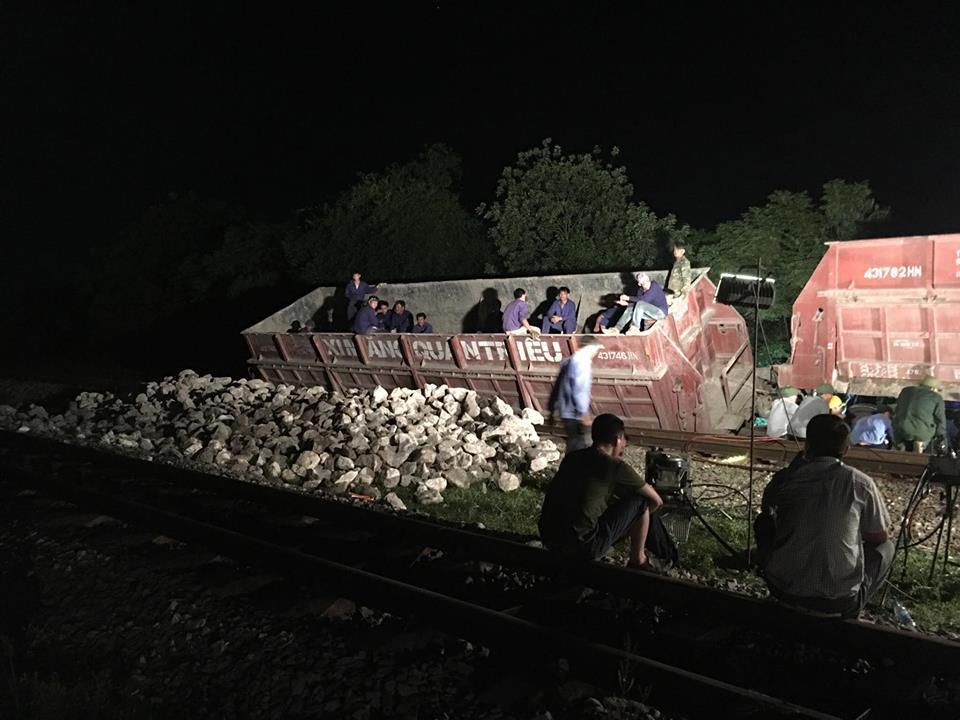 tàu hỏa,tai nạn tàu hỏa,Nghệ An,tai nạn giao thông