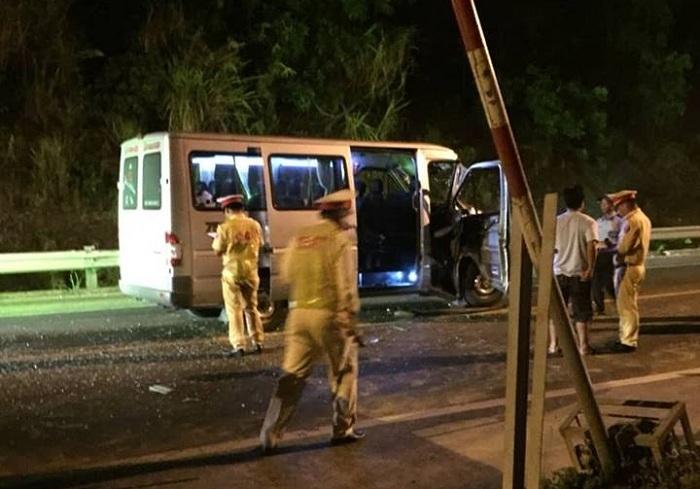 tai nạn giao thông,xe khách,hầm hải vân,Đà Nẵng,tai nạn,tai nạn xe tải