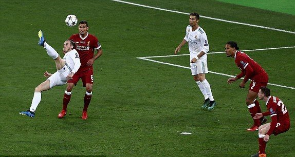 Gareth Bale,Real Madrid,Liverpool