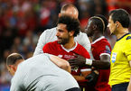 """Điên rồ Kiev: Ramos triệt hạ Salah khóc rời sân và """"tội đồ"""" Karius"""