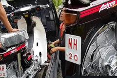 Xuất hiện Honda Dream 1991 chưa đổ xăng giá 128 triệu