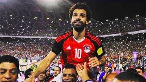 Salah vs Ai Cập