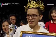 Nam sinh lập kỷ lục Đường lên đỉnh Olympia giành vé vào chung kết năm 2018