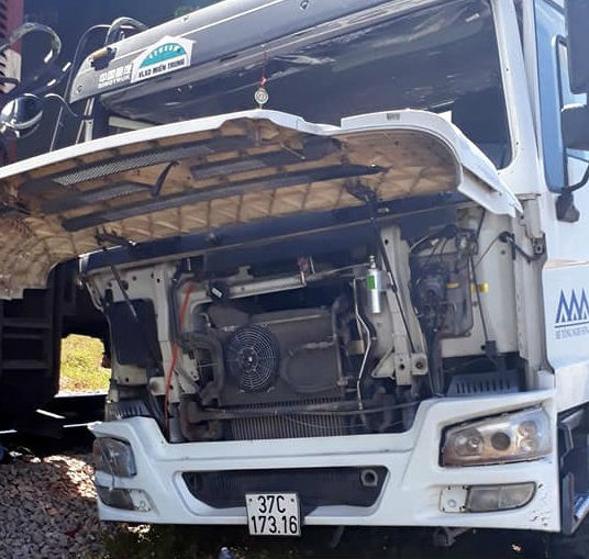 tai nạn đường sắt,tai nạn giao thông,Nghệ An