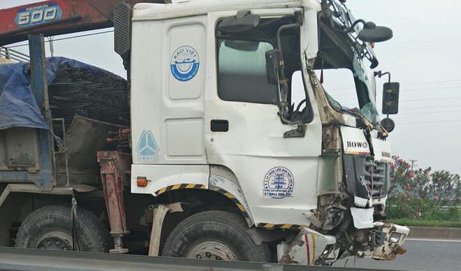 Trung úy công an tử vong trong vụ tai nạn trên cao tốc Bắc Giang
