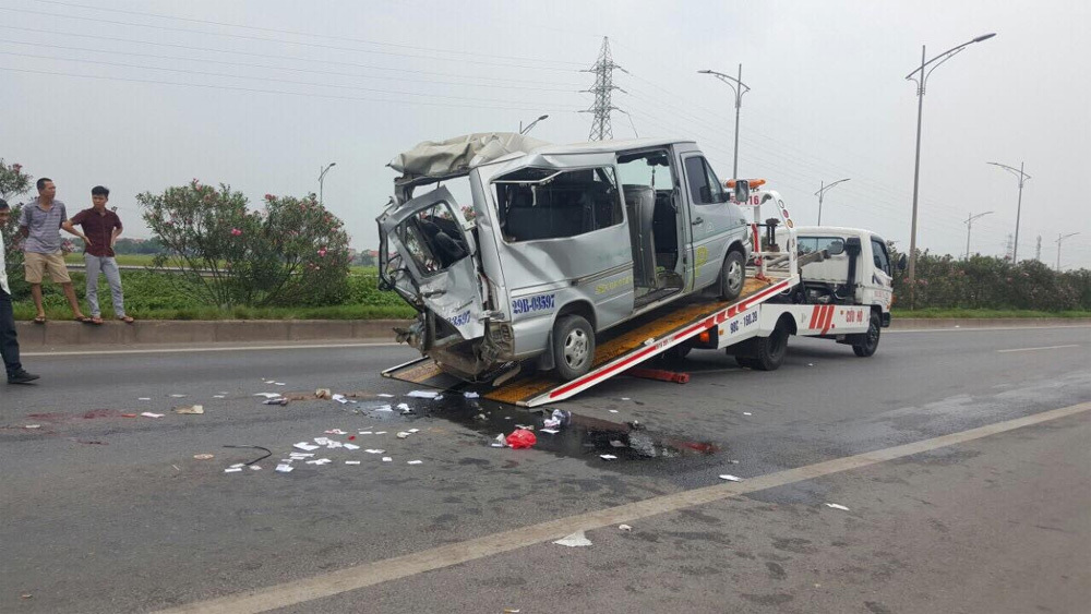 tai nạn giao thông,cao tốc Hà Nội Bắc Giang,tai nạn,tai nạn chết người