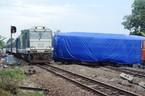 Thông tuyến đường sắt Bắc - Nam, sau 24 tiếng tê liệt