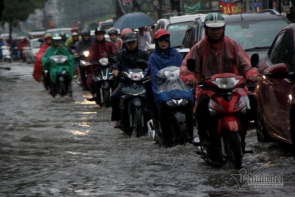 ngập,mưa ngập,Hà Nội ngập