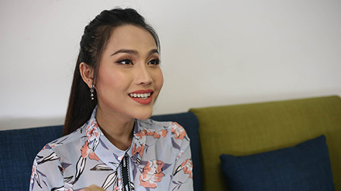 Hoa hậu chuyển giới Hoài Sa tiết lộ quá khứ không ngờ