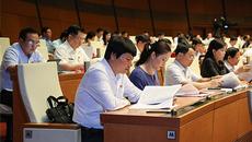 TRỰC TIẾP: Quốc hội thảo luận về sử dụng vốn, tài sản nhà nước tại DN
