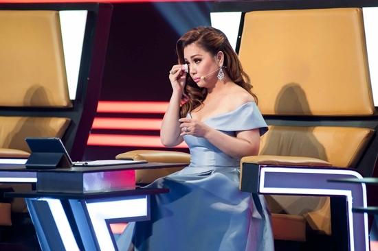 Minh Tuyết, Phương Thanh xúc động trước thí sinh hát tặng cha đã mất