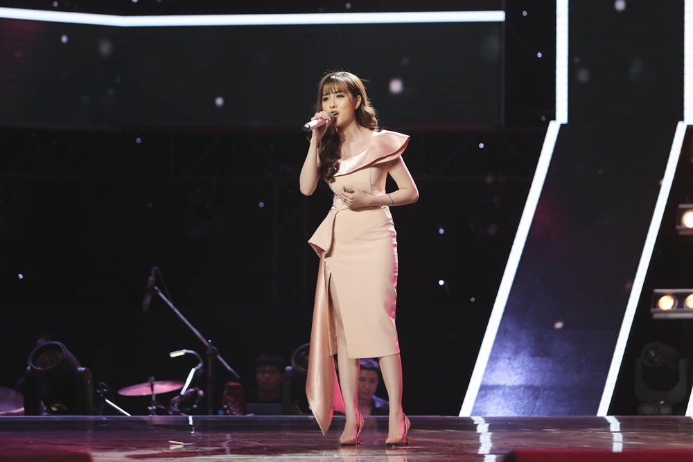 The voice,Giọng hát Việt,Lam Trường,Thu Phương