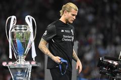 """Liverpool cuống cuồng sắm thủ môn sau """"thảm họa"""" Karius"""