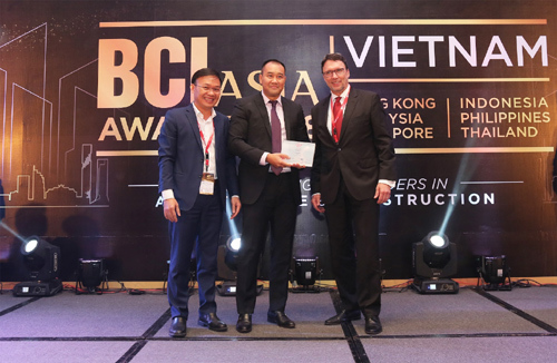 Đất Xanh vào Top 10 chủ đầu tư hàng đầu Việt Nam