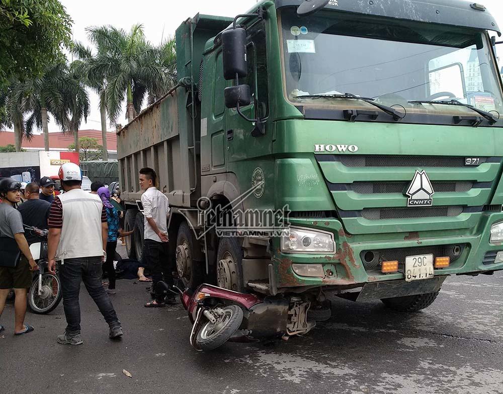 tai nạn,tai nạn giao thông,Hà Nội,tai nạn xe máy