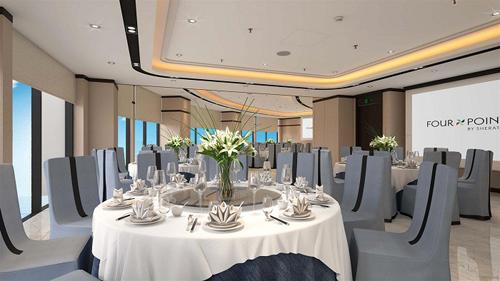 Ra mắt khách sạn Four Points by Sheraton tại Việt Nam