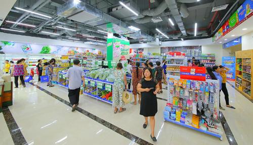 Thêm một siêu thị lớn tại Hoàng Mai, HN