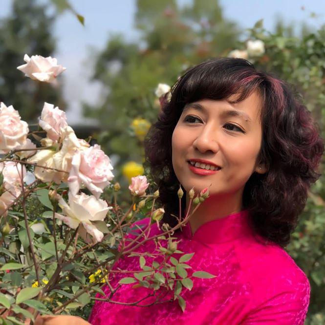 Cuộc sống an yên của BTV Vân Anh sau khi nghỉ việc tại VTV