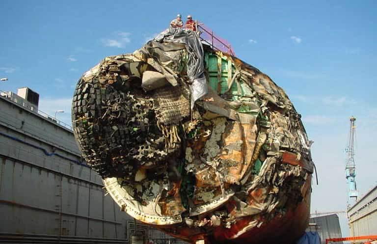 Sự cố,kinh hoàng,tàu ngầm hạt nhân,Mỹ
