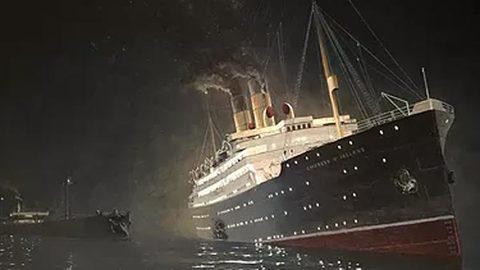 thảm kịch tàu Empress of Ireland 29/5/1914