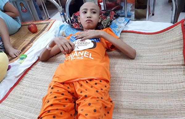 ung thư,ung thư máu,dấu hiệu nhận biết ung thư sớm,hoàn cảnh khó khăn,bệnh hiểm nghèo,từ thiện vietnamnet
