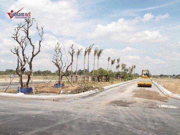 sốt đất,Long An,Công ty Thiên Phúc,mua phân phối đất nền,nhà ở công nhân Thiên Phúc