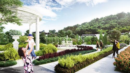 Dự án 5sao Royal Streamy Villas- những cái bắt tay chiến lược