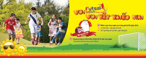 Gửi tiết kiệm HDBank, nhận quà đặc biệt cho trẻ em