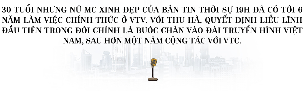 BTV Thu Hà,VTV