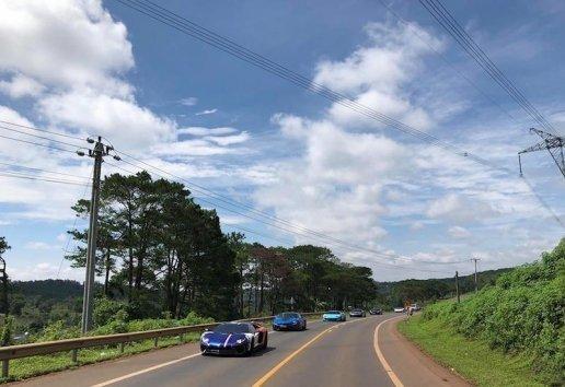 Hành trình siêu xe 2018: Niềm vui Car Passion lên với Tây Nguyên