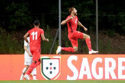 Video Bồ Đào Nha 2-2 Tunisia