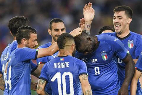 Video Italia 2-1 Saudi Arabia