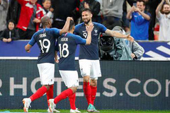 Giroud và Fekir tỏa sáng, Pháp thắng dễ Ireland