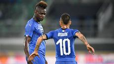 Balotelli lập siêu phẩm trong ngày tái xuất tuyển Italia