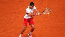 Djokovic khởi đầu như mơ ở Roland Garros 2018