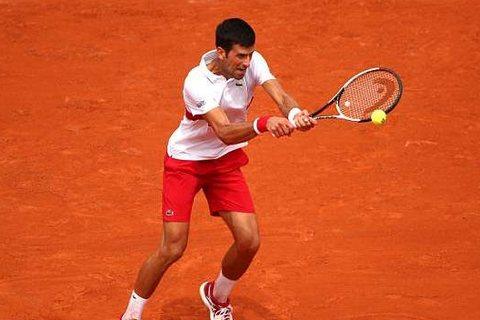 Djokovic 3-0 Jaume Munar