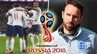 Lịch thi đấu của tuyển Anh tại World Cup 2018