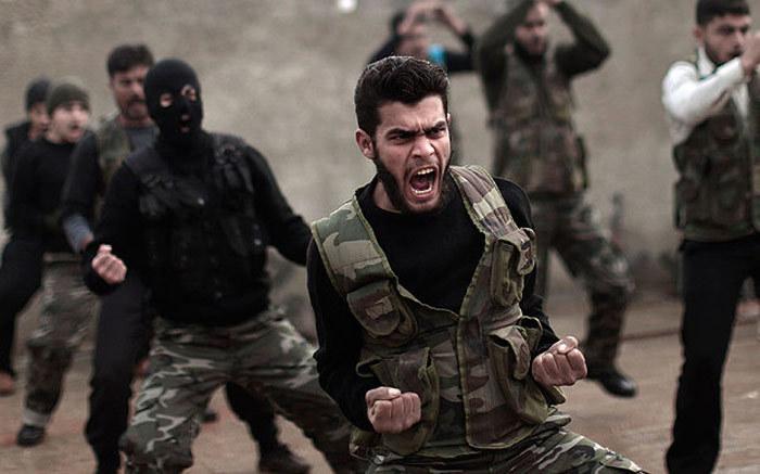 Lý do TQ đang 'nhảy' vào Syria, với rất nhiều tiền