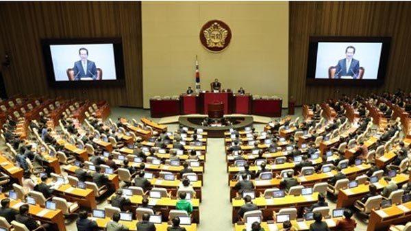 Quốc hội Hàn bất ngờ bác nghị quyết ủng hộ thượng đỉnh liên Triều
