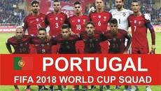 Lịch thi đấu của ĐT Bồ Đào Nha tại World Cup 2018