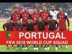 Lịch thi đấu World Cup 2018 của đội tuyển Bồ Đào Nha