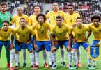 Lịch thi đấu World Cup 2018 của đội tuyển Brazil