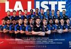 Lịch thi đấu World Cup 2018 của đội tuyển Pháp