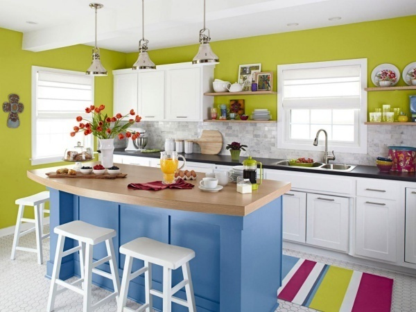 Nhà đẹp,nội thất,trang trí nhà bếp
