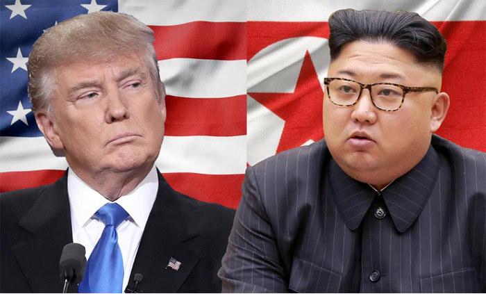 Triều Tiên,Mỹ,hội nghị thượng đỉnh Mỹ - Triều,cuộc gặp Trump-Kim,Donald Trump,Kim Jong Un