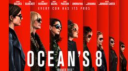 8 mỹ nhân Hollywood vào vai băng cướp thế kỷ toàn nữ