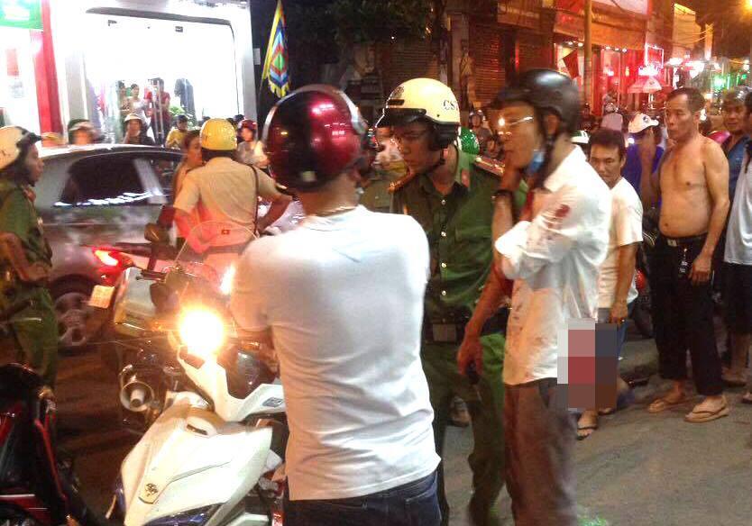 Chân tướng nhóm cướp đâm 3 người truy bắt trên phố Sài Gòn